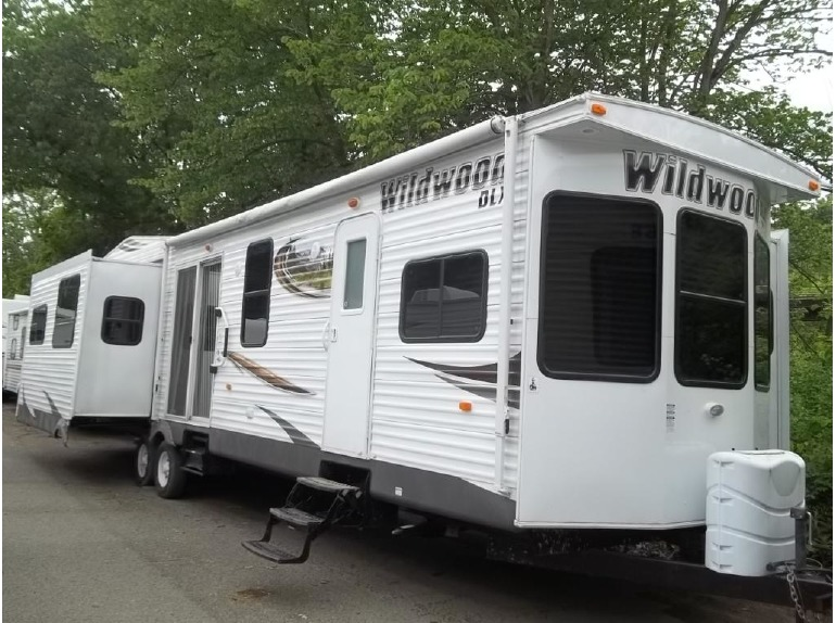 Forest River Wildwood Lodge 400rets Rvs For Sale