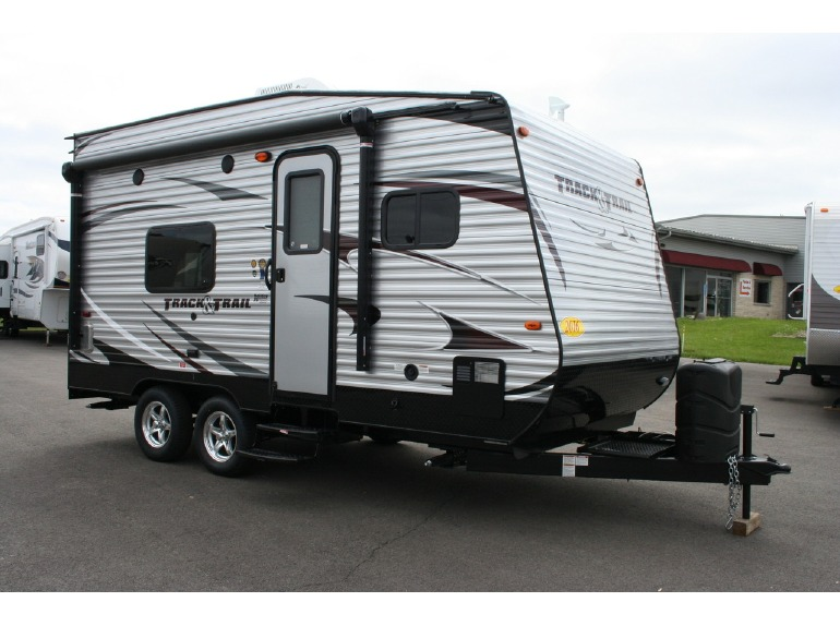Gulf Stream Track Trail 17rth Rvs For Sale