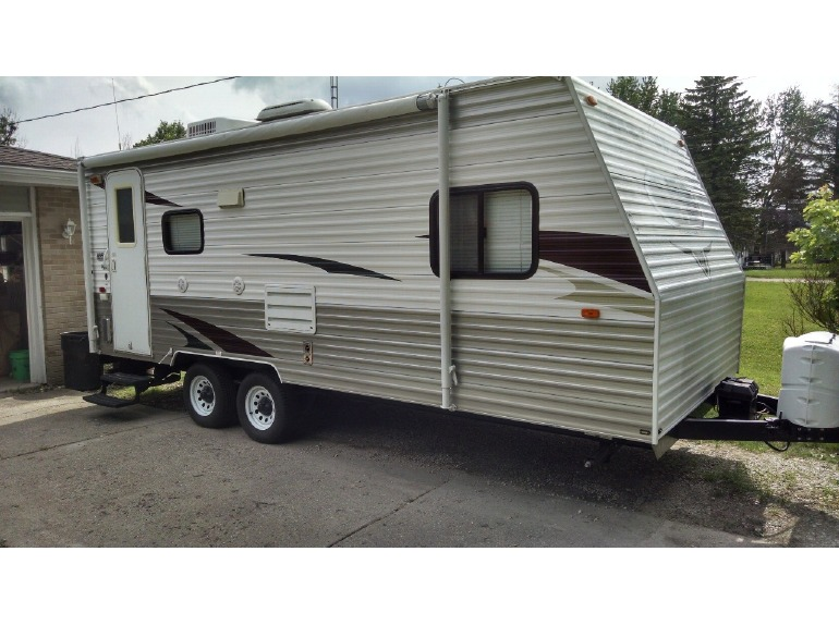 Forest River Cherokee Grey Wolf 19rr Rvs For Sale In Michigan