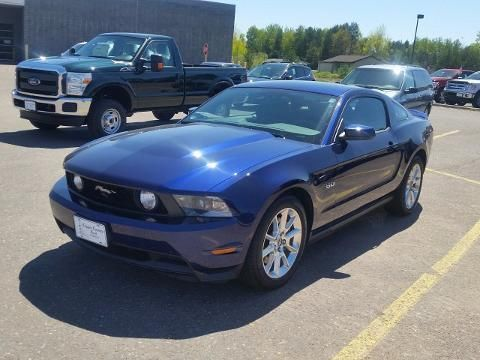 2011 FORD MUSTANG 2 DOOR COUPE