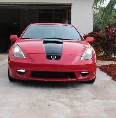 Toyota : Celica GT 2001 toyota celica gt hatchback 2 door 1.8 l