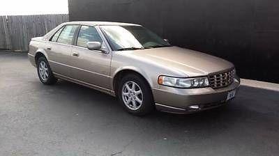 Cadillac : Seville Tan 2004 cadillac seville sls 1 owner 47 000 original miles fully loaded