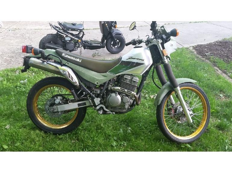 2000 Kawasaki Super Sherpa