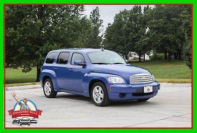 Chevrolet : HHR LT 2008 lt used 2.2 l i 4 16 v manual fwd suv 102971 miles onstar