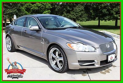 Jaguar : XF Supercharged 2009 supercharged used 4.2 l v 8 32 v automatic rwd sedan 50146 miles premium