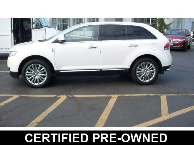 Lincoln : MKX AWD 4dr 2011 mkx awd certified suv 3.7 l loaded nav cd blind spot detection thxii sound