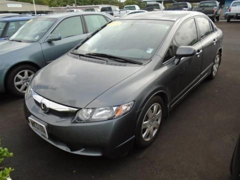 2009 HONDA CIVIC 4 DOOR SEDAN