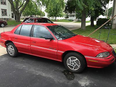 Pontiac : Grand Am SE 1992 pontiac grand am needs brake lines made no brakes