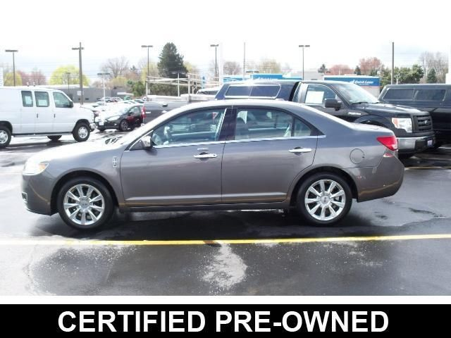Lincoln : MKZ/Zephyr 4dr Sdn FWD 2010 lincoln mkz fwd certified 3.5 l moonroof remote start cd