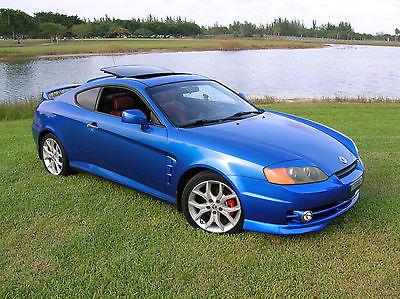 hyundai tiburon tuscani 2 door cars for sale in florida rh smartmotorguide com 2003 Tiburon 03 Tiburon