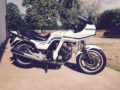 Honda : CBX Honda CBX Super Sport