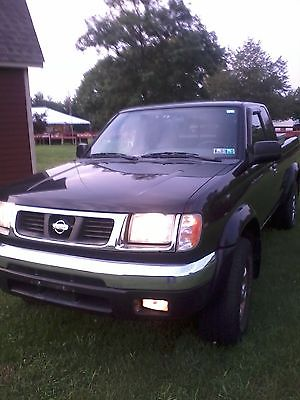 Nissan : Frontier SE VERY CLEAN 2 OWNER 1999 NISSAN FRONTIER 4WD V6 PICKUP 150K MILES NICE !!