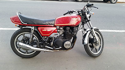 Yamaha : XS 1978 yamaha xs 750 cafe racer great condition lots of custom additions