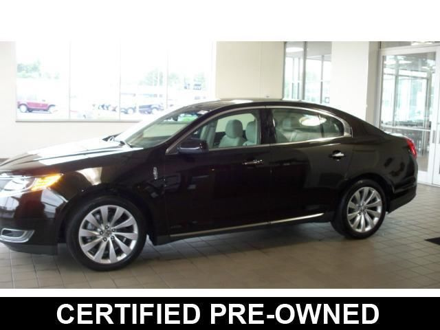 Lincoln : MKS 4dr Sdn 3.7L 2013 mks certified 3.7 l certified nav cd awd active suspension