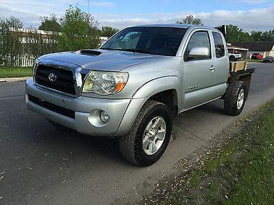 Toyota : Tacoma TRD OFF ROAD 4X4 ACCESS CAB 2007 toyota tacoma trd 4.0 4 x 4 work truck