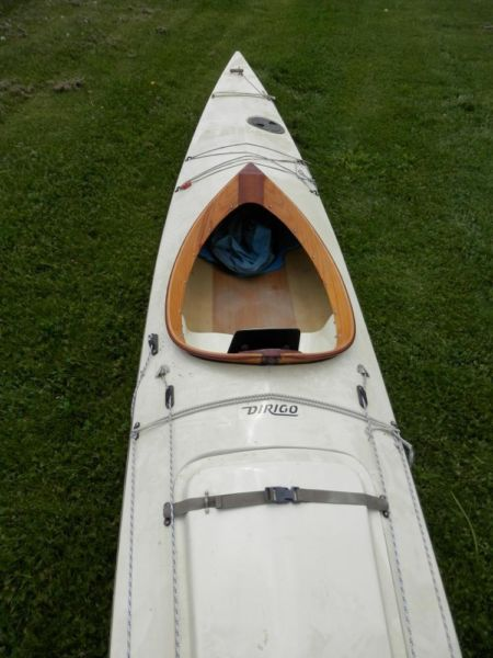 17' BEAUTIFUL Dirigo Kayak