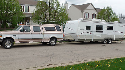 '06 Outback 29BHS Travel Trailer + '96 F250 4WD Diesel XLT Supercab