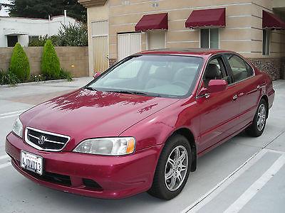 Acura : TL Base Sedan 4-Door Acura TL