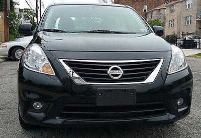 Nissan : Versa 1.6 SL Sedan 4-Door 2012 nissan versa 1.6 sl sedan 4 door 1.6 l