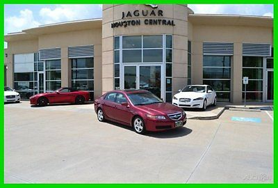 Acura : TL Base Sedan 4-Door 2004 used 3.2 l v 6 24 v automatic front wheel drive sedan premium