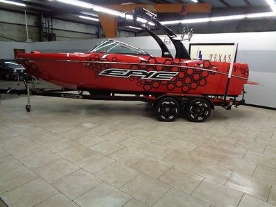2014 Epic 21v Wakeboard Boat New Full Factory Warranty Tower Ballast LEDs