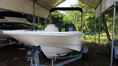 2012 Boston Whaler Super Sport 150
