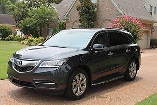 Acura : MDX Advance/Entertainment Pkg One Owner Perect Carfax AWD Tech Pkg Advance Pkg Entertainment Pkg MSRP $57900