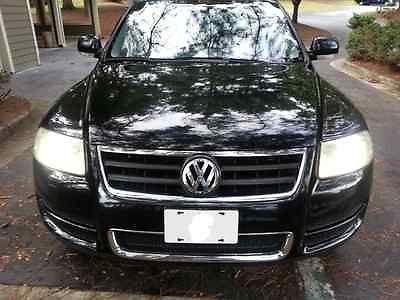 2004 Volkswagen Touareg Sport Utility Cars for sale