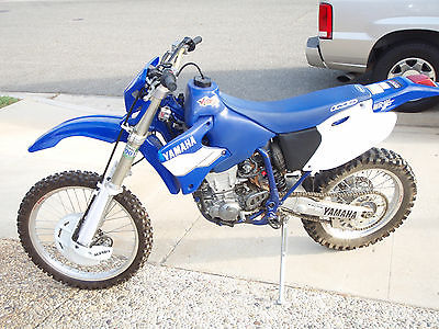 yamaha wr400 motorcycles for sale