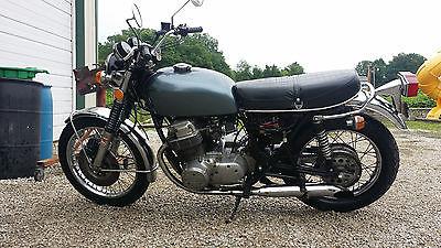 Honda : CB 1973 honda cb 750