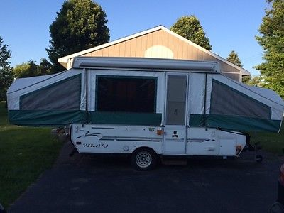 2001 Viking Legend 2170st Popup Camper