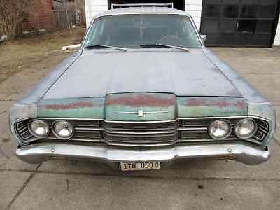 Mercury : Other 4 door station wagon California 1 Owner Car - original documents -