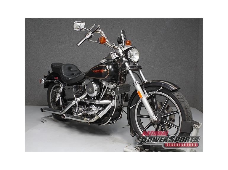 1984 Harley Davidson FXSB LOW RIDER