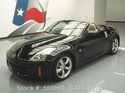 Nissan : 350Z TOURING CONVERTIBLE LEATHER AUTO 2009 Nissan 350 Z Touring  Convertible Leather Auto 7