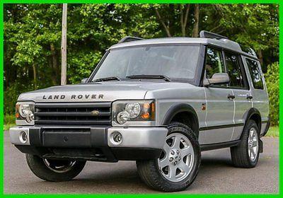 Land Rover : Discovery HSE 2004 land rover discovery hse 7 awd 3 rd row loaded clean carfax