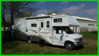2003 Jayco Granite Ridge 2700DS 28' Class C V10 Ford Gas 2 Slide Outs Generator