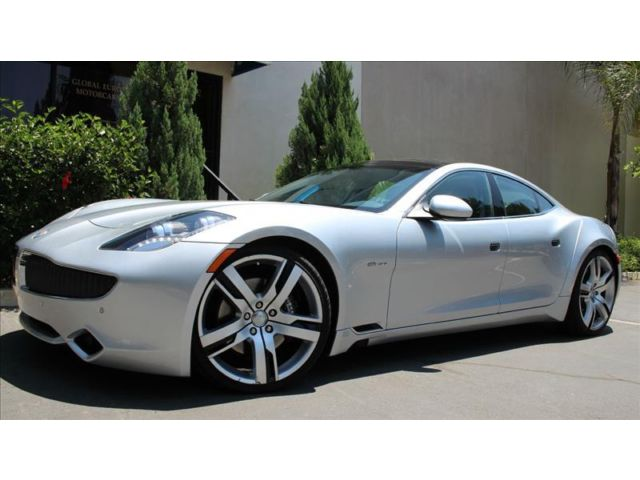Other Makes : Karma FISKER BEAUTIFUL SILVER FISKER KARMA, CLEAN CARFAX GUARANTEED, CLEAN INTERIOR, MUST SEE
