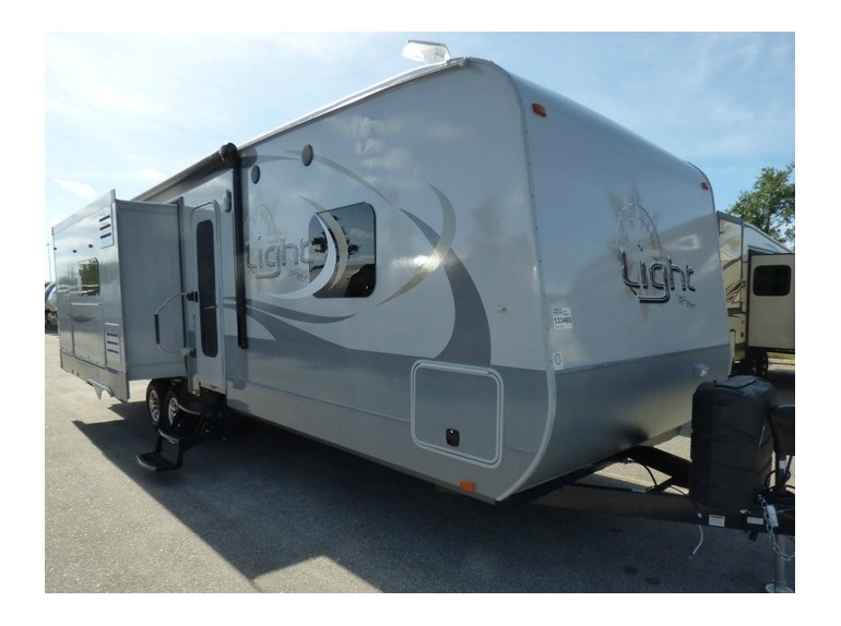 2016 Open Range Rv Light LT272RLS