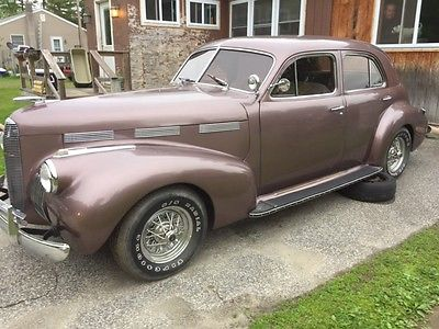 Cadillac : Other 1940 cadillac lasalle nice rare vintage obsolete antique v 8 restored 5 942 miles