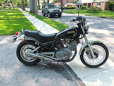 1981 yamaha 750 virago motorcycles for sale. Black Bedroom Furniture Sets. Home Design Ideas
