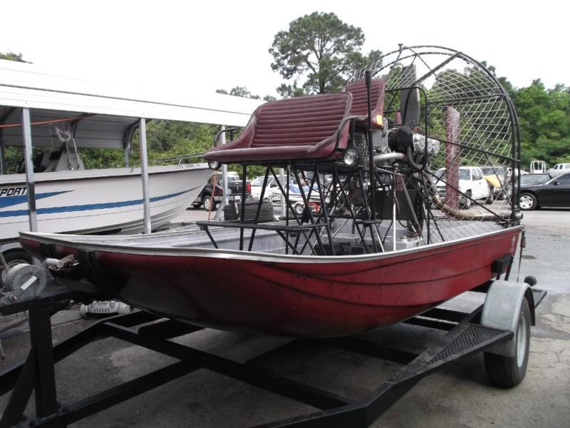 16ft Bandit Airboat