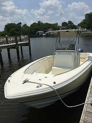 Scout 235 Sport Fish - Center Console - Yamaha 225 Four Stroke