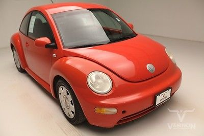 Volkswagen : Beetle-New GL Coupe FWD 2003 black cloth heated mp 3 auxiliary used preowned 120 k miles