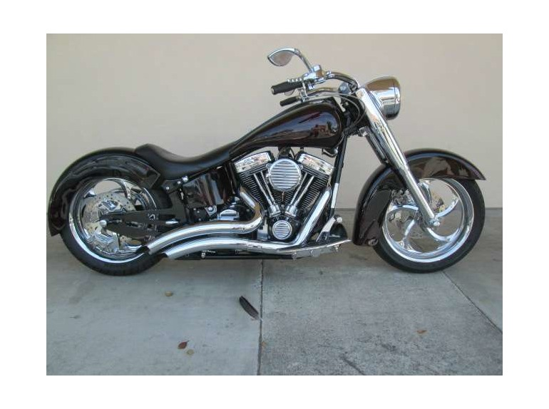 1999 California Motorcycle Co Flash Widerider