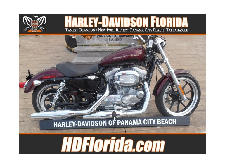 2014 Harley-Davidson XL883L SPORTSTER SUPERLOW XL883L