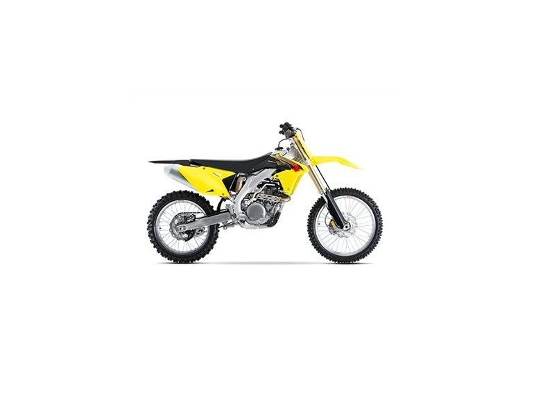 2015 Suzuki RM-Z450