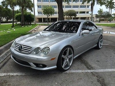 Mercedes benz cl class cl55 amg cars for sale for Mercedes benz cl55 for sale