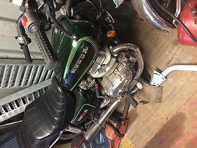 Honda : Other 1980 honda cm 400 a cm cb 400 1100 miles excellent shape vintage