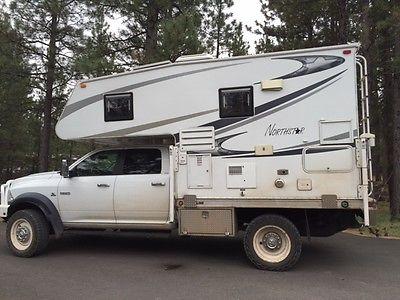 2012 Northstar American Hero Flatbed Camper