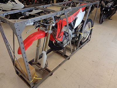 Honda : CR New Still In Crate 2007 Honda CR250R Motocross Off Road Dirt Bike Motorcycle